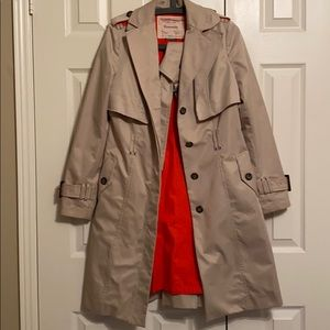 Trench coat from Anthro